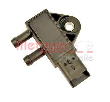 Датчик, давление выхлопных газов METZGER арт. 0906029