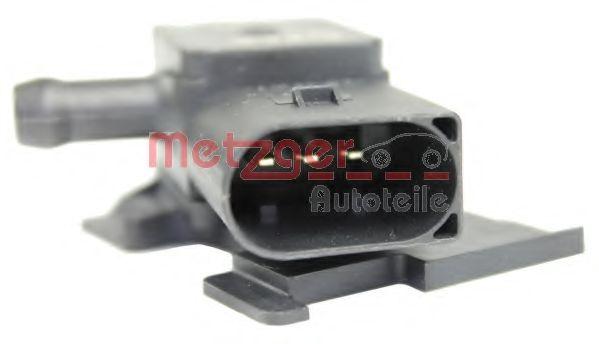 Датчик, давление выхлопных газов METZGER арт. 0906185