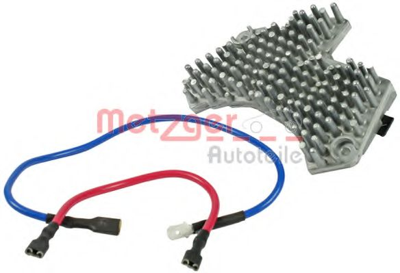 Блок управления, отопление / вентиляция METZGER арт. 0917011