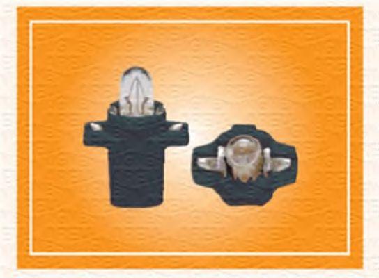 Лампа накаливания, освещение щитка приборов MAGNETI MARELLI арт. 003733100000