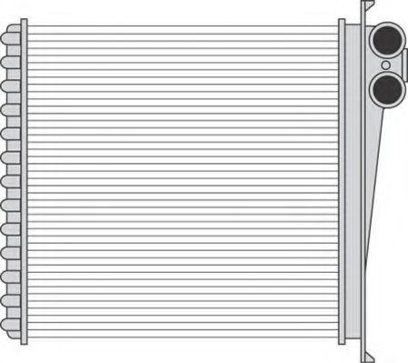 Теплообменник, отопление салона MAGNETI MARELLI арт.